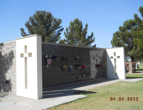 Catholic Diocese of El Paso Mausoleum